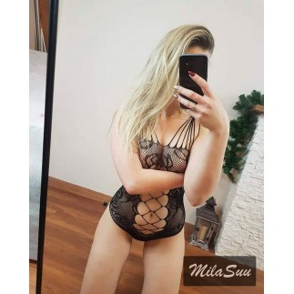 Sexy bodystocking stringi...