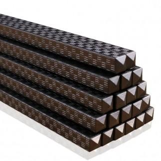 Czarne kwadratowe Pałeczki...